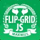 jQuery Flip Grid