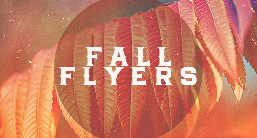 Thanksgiving Flyer Templates