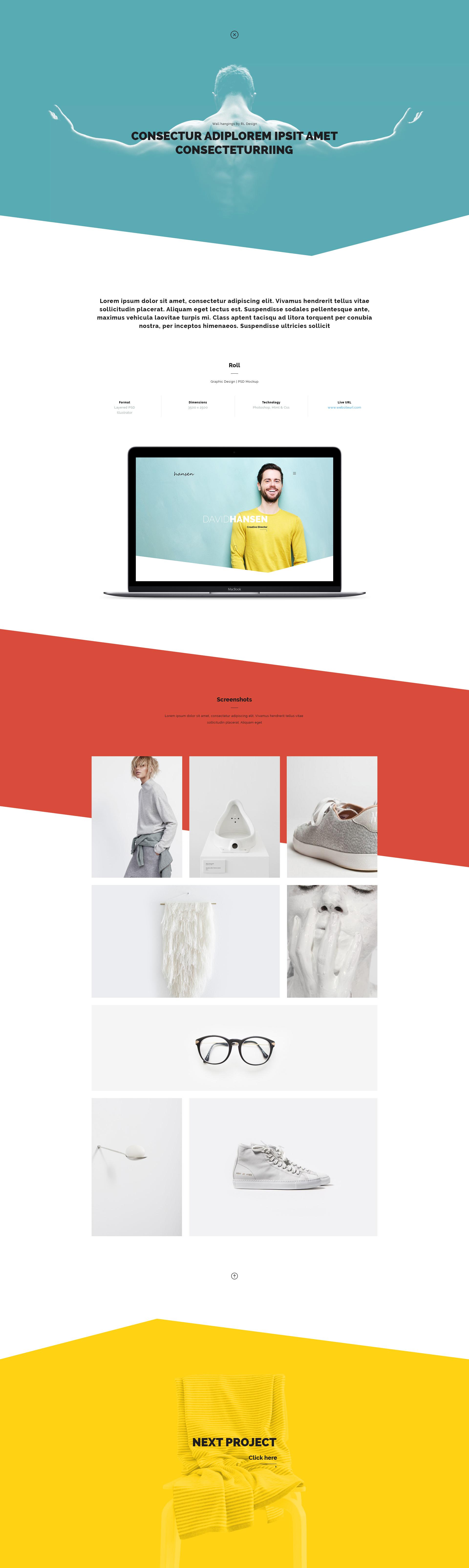 it sme creative portfolio psd template by webduck themeforest it sme creative portfolio psd template