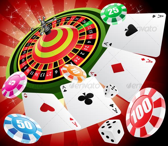GraphicRiver casino 51480