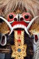 Rangda spirit - demon queen of Bali island