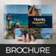 Travel Agency Brochure Catalog InDesign Template 3