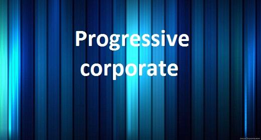 Progressive corporate