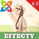 Effecty - Responsive Single Page Joomla Theme
