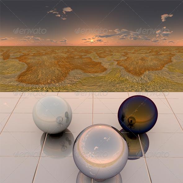 Desert7 - 3DOcean Item for Sale