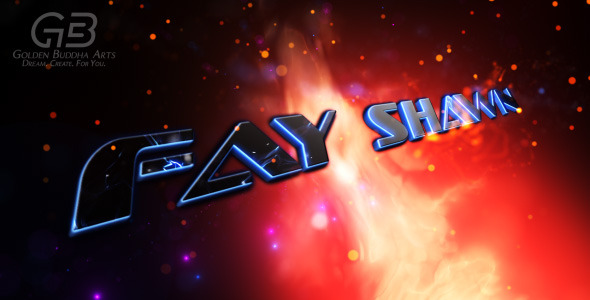 After Effects Project - VideoHive Fay Shawn 592752