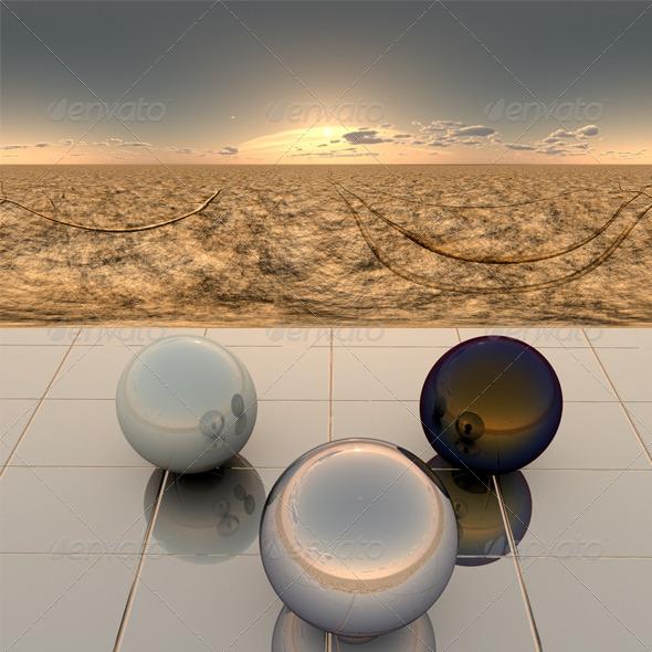 Desert8 - 3DOcean Item for Sale
