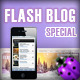 Flash Blog Special - ActiveDen Item for Sale