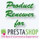 Product Renewer for PrestaShop