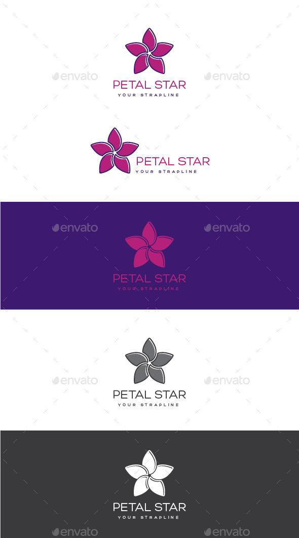 Petal Star Logo