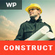 Construct - Construction, Building WordPress Theme