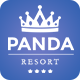 Panda Resort 3 - CMS for hotel - Booking system