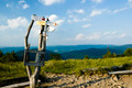 Mountain Trail signpost - PhotoDune Item for Sale