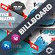 Sport Shop Billboard Teamplates