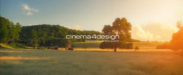 cinema4design