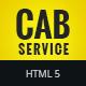 Cab Service | HTML5 Google Banner Ad 01