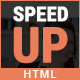 SpeedUp - Multipurpose HTML Bootstrap Template
