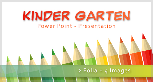 Kinder Garten Powerpoint Presentation