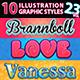 10 Illustrator Graphic Styles Vol.23