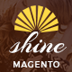 Shine - Magento Responsive Theme - ThemeForest Item for Sale