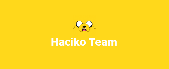 Haciko header