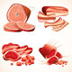 Meat Set - GraphicRiver Item for Sale