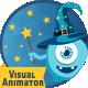 Synoptic Visual Animator: animate your website