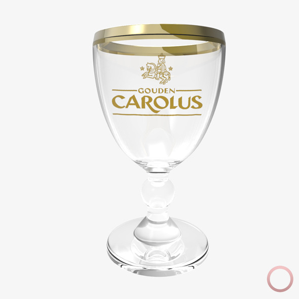 Carolus Beer Glass - 3DOcean Item for Sale