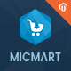 Ves Micmart Responsive Pages Builder Magento Theme - ThemeForest Item for Sale