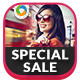 HTML5 Special Sale Banners - GWD - 7 Sizes