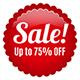 Sale Discount Tags, Badges And Ribbons
