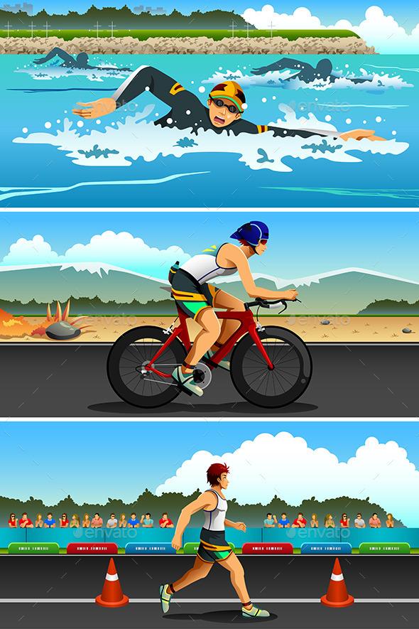 Triathlon Sport