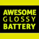 Glossy Battery - GraphicRiver Item for Sale