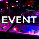 Event - Responsive Parallax Events Theme