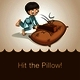 Idiom Hit the Pillow