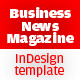 Business News Magazine - GraphicRiver Item for Sale