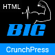 Big Gym Responsive Health & Beauty Template - ThemeForest Item for Sale