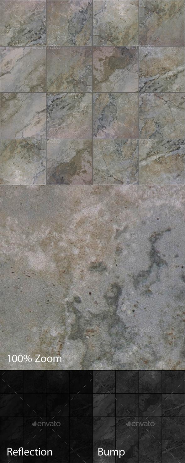 Travertine tiles - 3DOcean Item for Sale