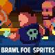 48x48 BRAWLER foes sprites
