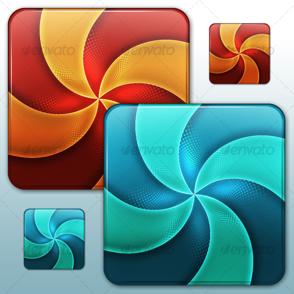 GraphicRiver Swirly Whirly Icon 35502