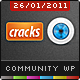 Cracks - Wordpress Community Theme