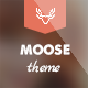 Moose - Creative Multi-Purpose Theme