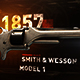 Smith & Wesson Model 1 Whith Short .22