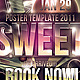 Bloom & Sweet Poster Templates - GraphicRiver Item for Sale