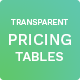 Transparent Pricing Tables
