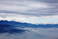 mountains with sea of cloud - PhotoDune Item for Sale
