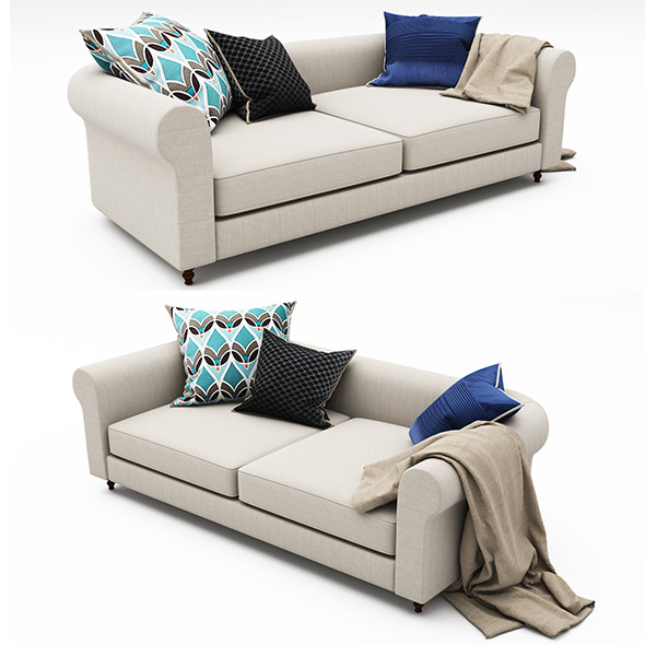 sofa collection 13 - 3DOcean Item for Sale
