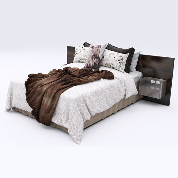 3DOcean Bed Collection 43 13021723