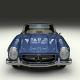 Mercedes 300SL Roaster Top