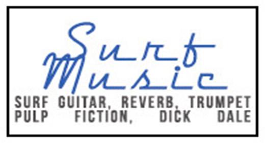 Surf Music
